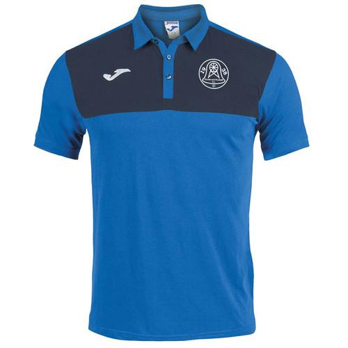 Dundonald Bluebell Kids Cotton Polo Shirt