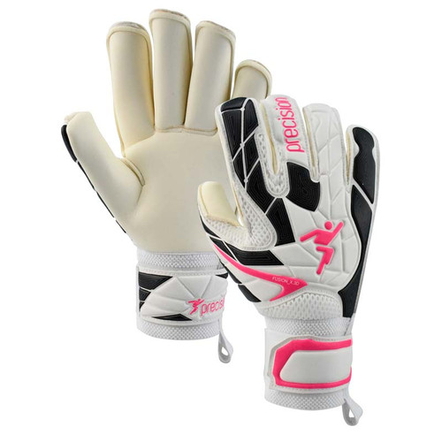 Precision Fusion X 3D Roll Finger Women's Goalkeeper Gloves