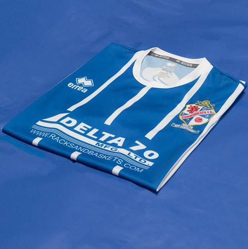 Cowdenbeath 50th Anniversary Home Shirt (Collector's Edition)