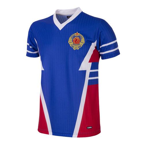 Yugoslavia Retro Home Shirt 1990
