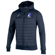 Kennoway Star Hearts Padded Jacket