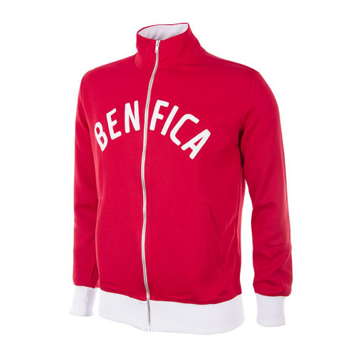 SL Benfica Retro Tracksuit Jacket 1960's