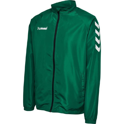Hummel Core Micro Jacket - Evergeen - 203441