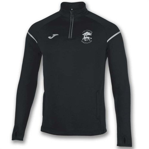 Linlithgow Athletic Club Kids 1/4-Zip Sweatshirt