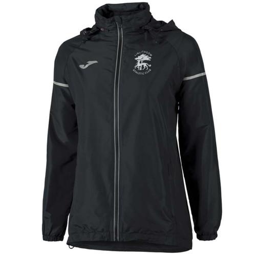 Linlithgow Athletic Club Women's Rain Jacket