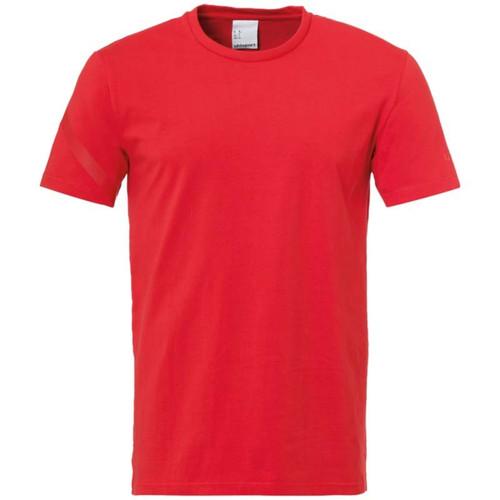 Uhlsport Essential Pro Kids Football Shirt - Red - 100215204 - Teamwear