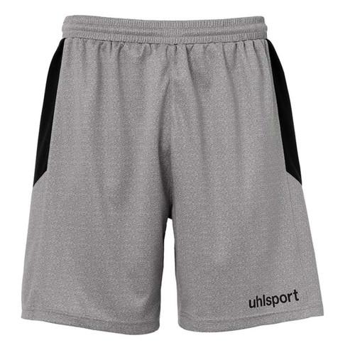 Uhlsport Goal Football Shorts - Dark Grey Melange/Black - 1003335 - Teamwear