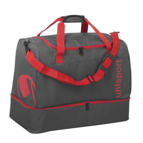 Football Equipment - Uhlsport Essential 2.0 Player Bag - Anthracite/Red - 1004256