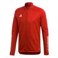 adidas Condivo 20 Training Jacket - Team Power Red - Teamwear