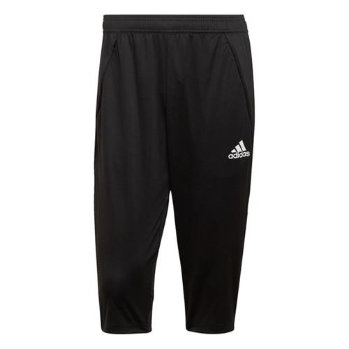 adidas Condivo 20 3/4-Length Bottoms - Black - Teamwear