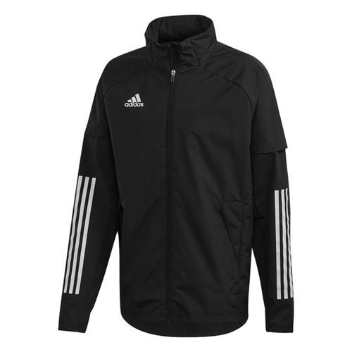 adidas Condivo 20 All Weather Jacket - Black - Teamwear