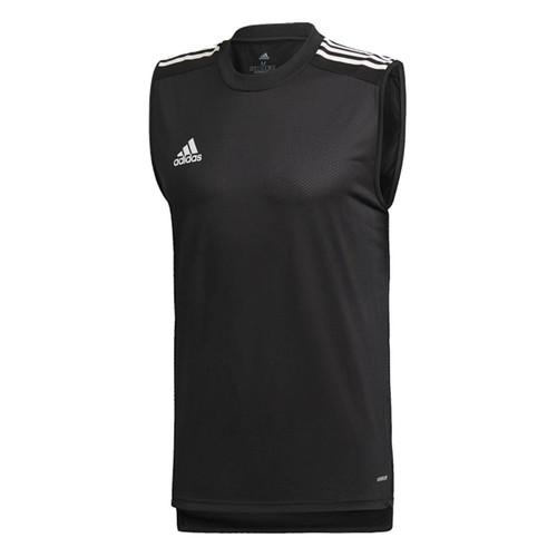 adidas Condivo 20 Sleeveless Jersey - Black - Teamwear