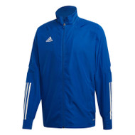 adidas Condivo 20 Presentation Jacket - Team Royal Blue/White - Teamwear