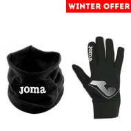 Joma Polar Snood & Silicone Tipped Gloves Set