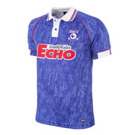 Cardiff City Retro Home Shirt 1993