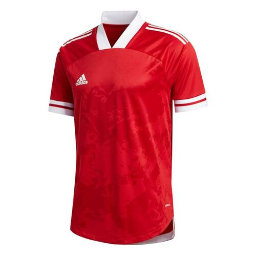 adidas Condivo 20 Football Shirt - Team Power Red - Teamwear