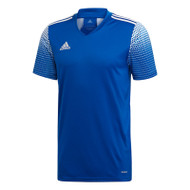 adidas Regista 20 Football Shirt - Royal Blue/White - Teamwear