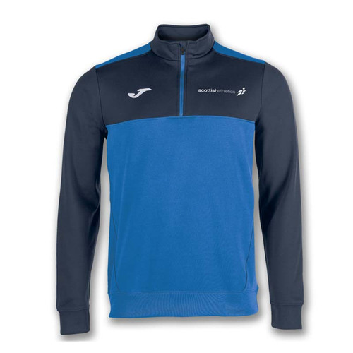Scottish Athletics 1/4-Zip Sweatshirt