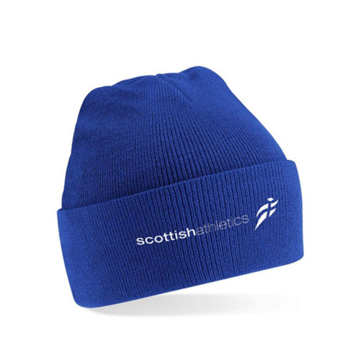 Scottish Athletics Beanie