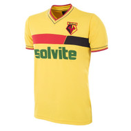 Watford Retro Home Shirt 1986/87