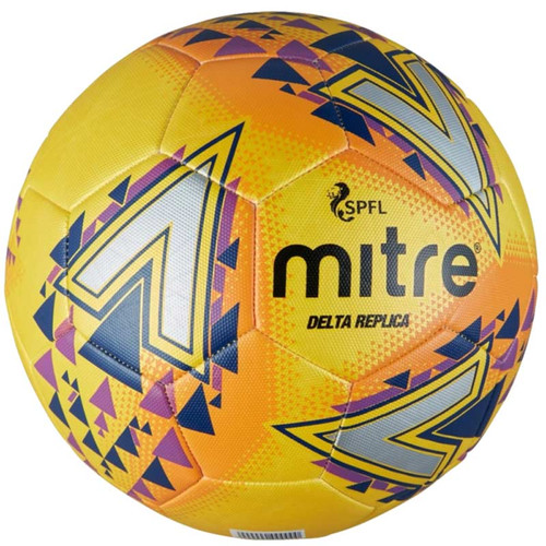 Footballs - mitre SPFL Ball 2019/20 - Yellow