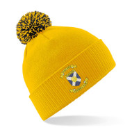 East Fife - Pom Beanie Hat - Official Accessories