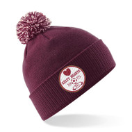 Kelty Hearts - Pom Beanie Hat - Official Accessories