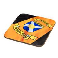 East Fife Shirt Crest Coaster