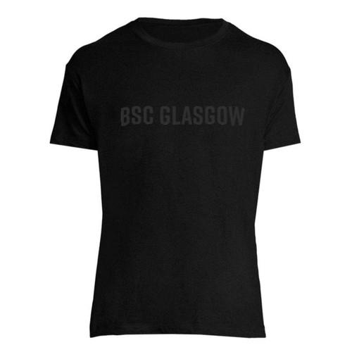 BSC Glasgow Blackout T-Shirt