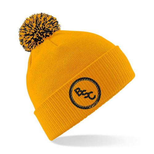 BSC Glasgow Pom Beanie Hat