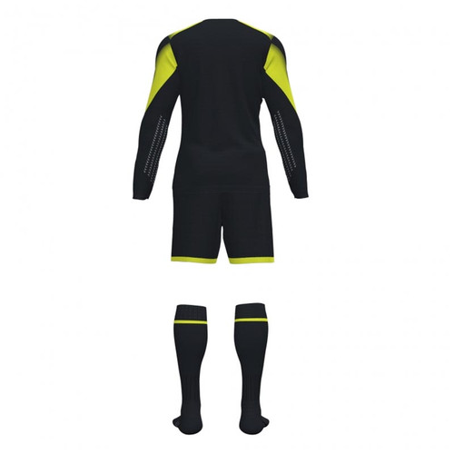 Goalkeeper Kits - Joma Zamora V Set (rear) - Black - Teamwear