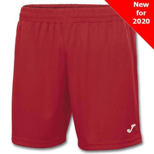 Football Shorts - Joma Treviso - Red - Teamwear