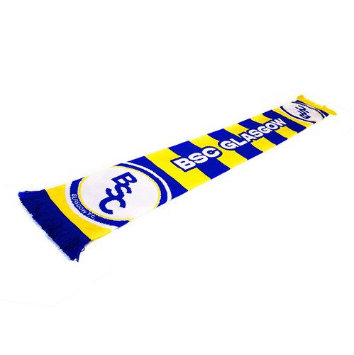 BSC Glasgow Supporter's Scarf