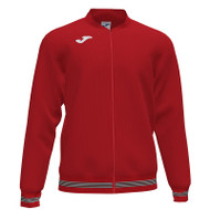Football Tracksuits - Joma Campus III Track Jacket - Red - Teamwear
