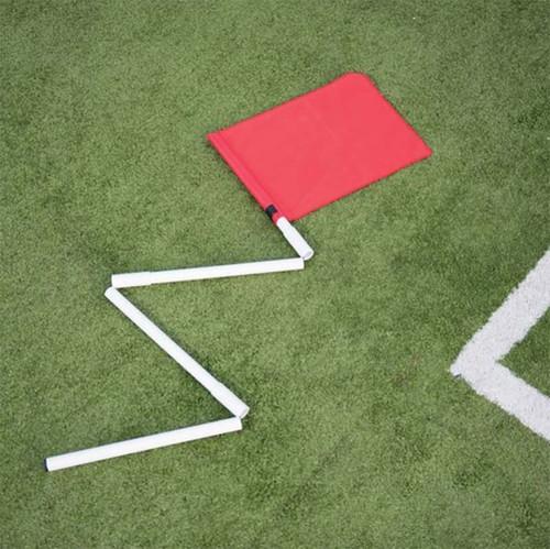 Precision Collapsible Corner Flag Posts