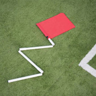 Precision Collapsible Corner Flag Posts