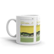 BSC Glasgow Indodrill Stadium Print Mug