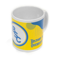 "BSC Glasgow ""History is Overrated"" Mug"