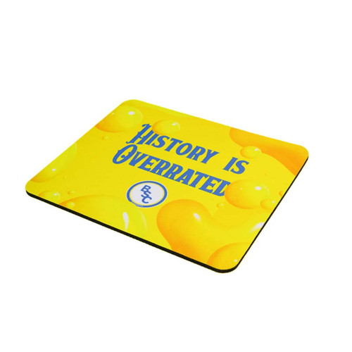 BSC Glasgow History Is Overrated Mouse Mat