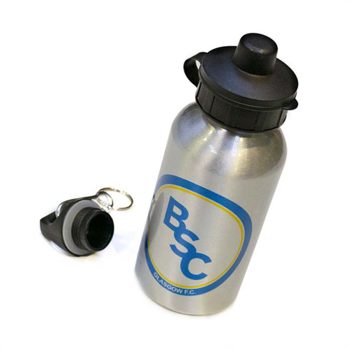 BSC Glasgow Aluminium Water Bottle