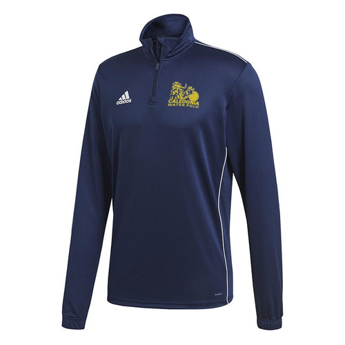 Caledonia Water Polo 1/4-Zip Sweatshirt