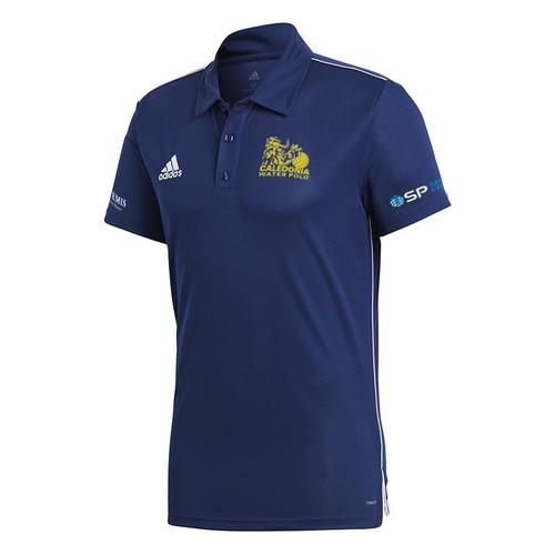 Caledonia Water Polo Core Polo Shirt