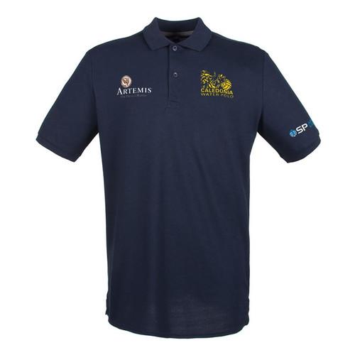 Caledonia Water Polo Cotton Polo Shirt