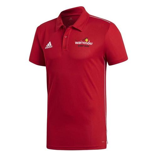 Warrender Water Polo Core Polo Shirt