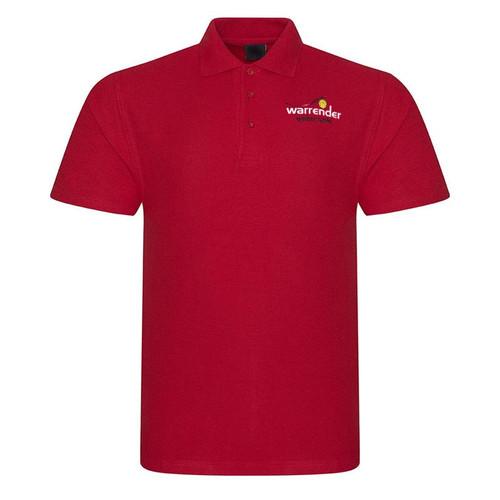Warrender Water Polo RTX Polo Shirt