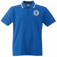 Musselburgh Athletic Tipped Polo Shirt