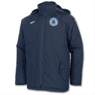 Musselburgh Athletic Padded Winter Jacket