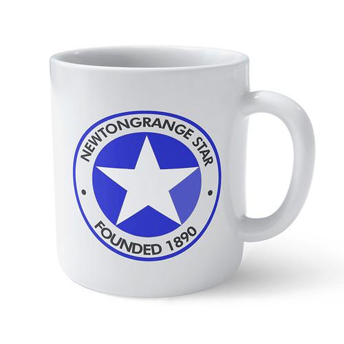 Newtongrange Star Crest Mug