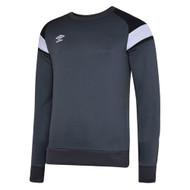 Umbro Poly Kids Fleece Sweatshirt