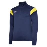 Umbro Kids 1/4-Zip Sweatshirt